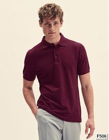 65/35 Tailored Fit Polo Fruit of the Loom 63-042-0