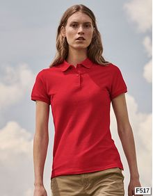 Damskie-Fit 65/35 Polo Fruit of the Loom 63-212-0