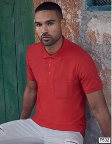 Pocket Polo 65/35 Fruit of the Loom 63-308-0