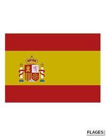 Flag Spain Printwear