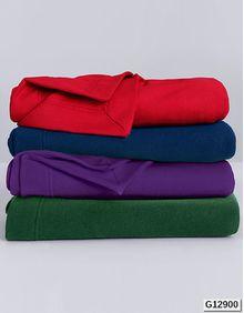 DryBlend Fleece Stadium Blanket Gildan 12900