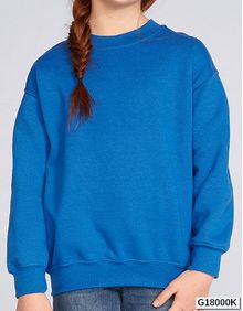 Heavy Blend™ Youth Sweatshirt Gildan 18000B
