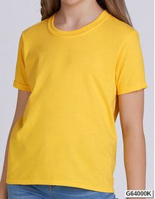 Softstyle Youth T-Shirt Gildan 64000B