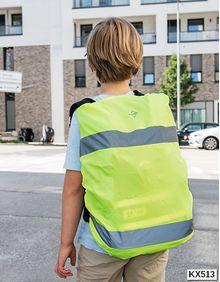 Hi-Viz Cover for backpacks EN 13356 Korntex RH100